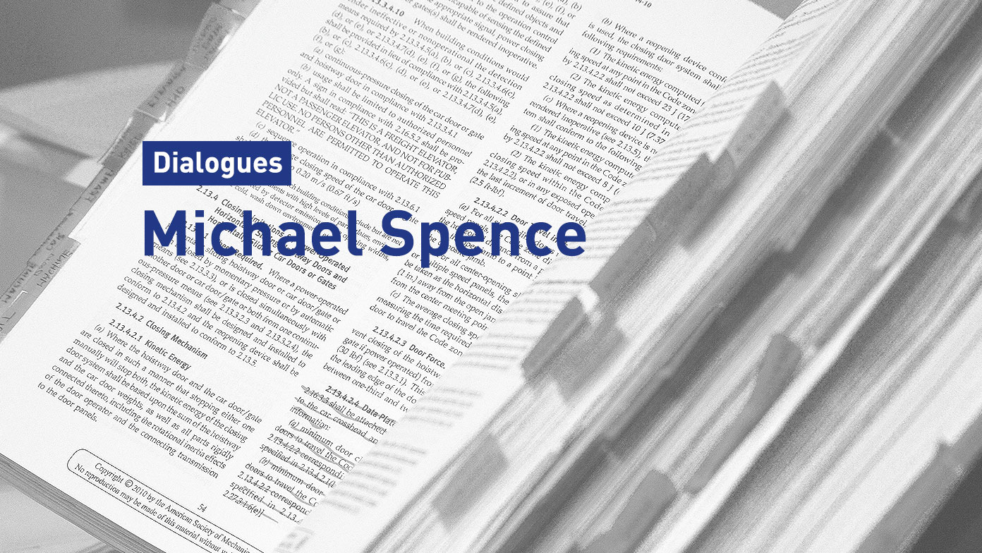 Academy Dialogues: Micheal Spence