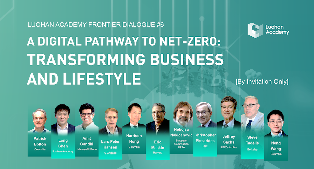 A Digital Pathway to Net-Zero: Transforming Business and Lifestyle