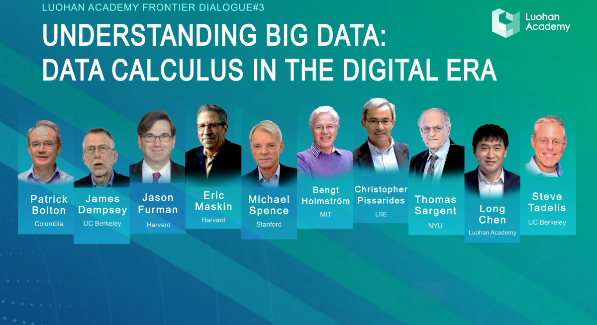Understanding Big Data: Data Calculus in the Digital Age | Frontier Dialogue