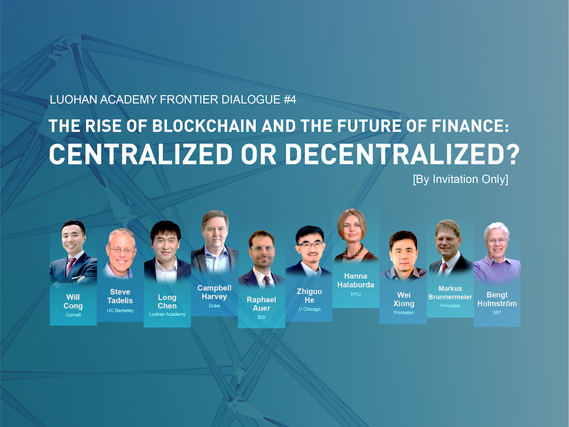 The Rise of Blockchain and the Future of Finance: Centralized or Decentralized?