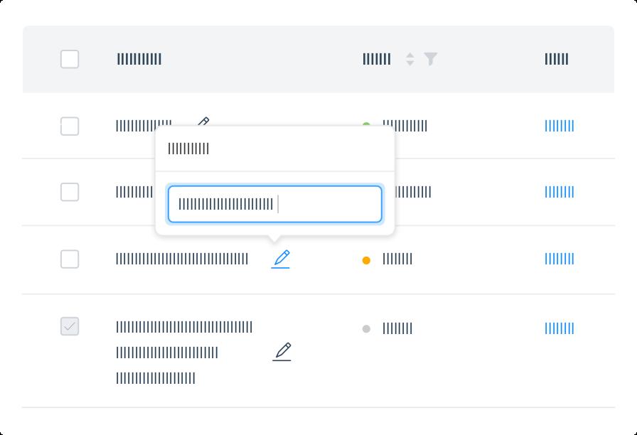 输入覆盖层示例