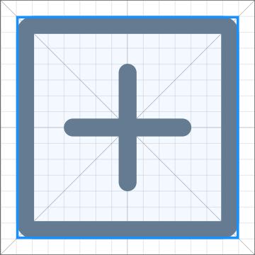 Square contour